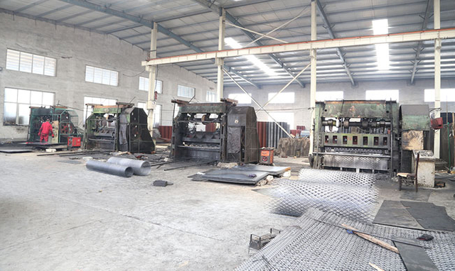 Expanded Metal Workshop1
